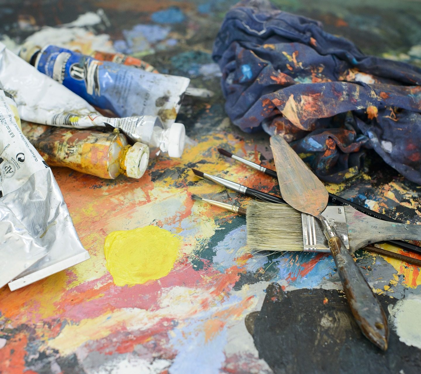What Is The Best Oil Paint For Beginners?