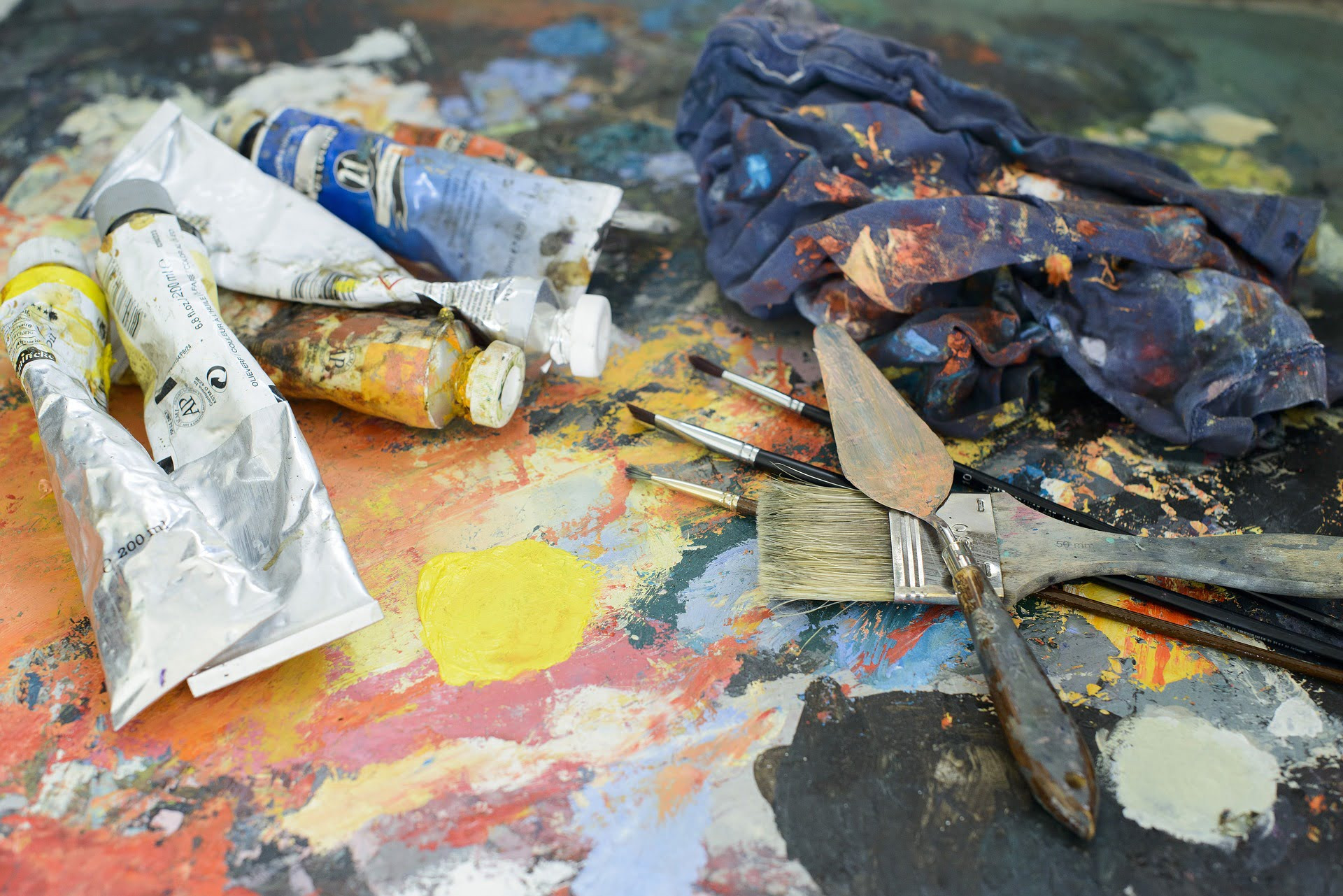 Best Oil Paints For Beginners And Professional Artists