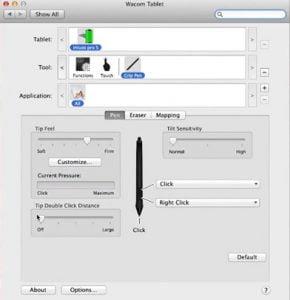 Photoshop Brush Settings