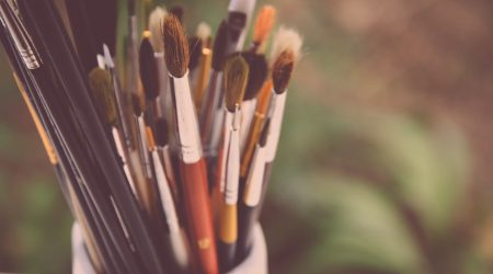 Watercolor Paint Brushes For Beginners