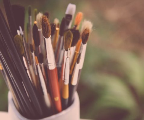 Best Brushes For Watercolor Painting