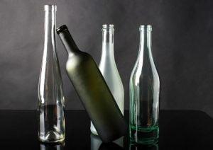How to cut liquor bottles