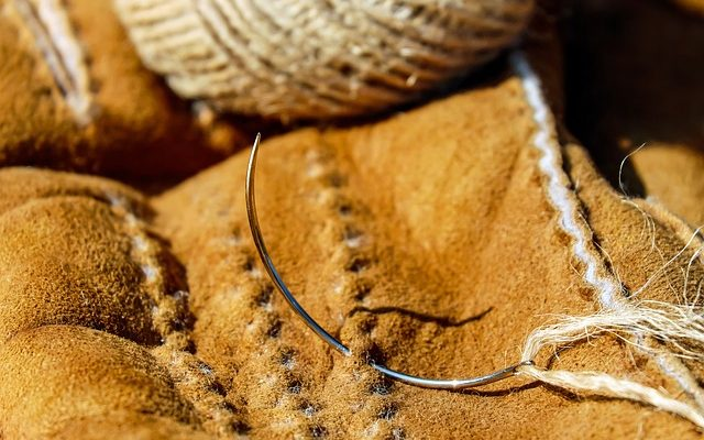 Best Leather Needles For Hand Sewing Leather