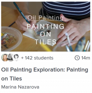 oil painting ideas for beginners