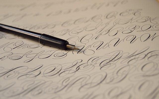 Online Calligraphy Classes – Beginner Calligrapher Resources