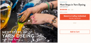 online yarn dyeing lessons