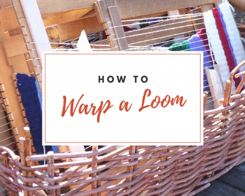 How to Warp a Loom in No Time