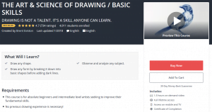 best online drawing course