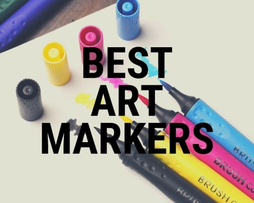 Best Art Markers For Professionals 2019