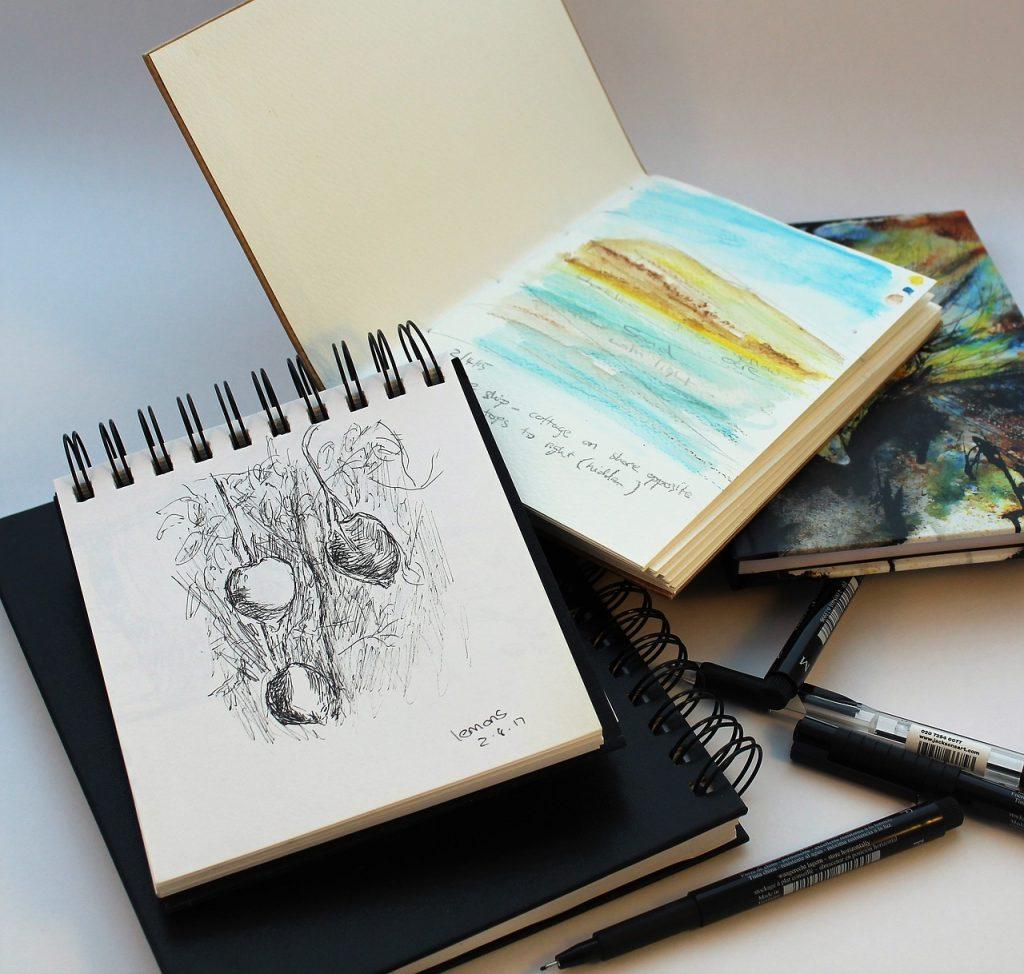 best sketchbook for watercolors