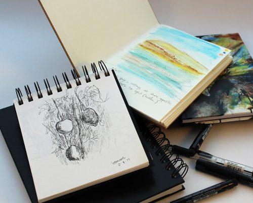 Best Watercolor Sketchbooks, Notebooks & Journals