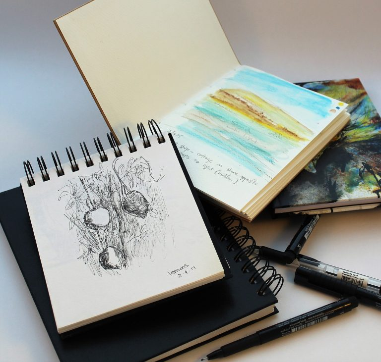 Best Watercolor Sketchbooks, Notebooks & Journals