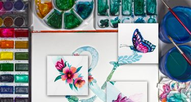 Watercolor Supplies That Every Beginner Need