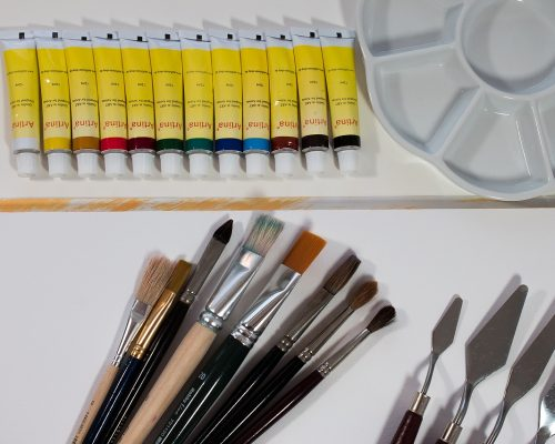 Acrylic Painting Supplies For Beginners