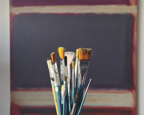 Easy Painting With Acrylics For Beginners