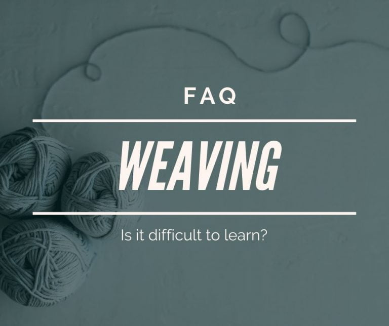 Is Weaving Hard To Learn? Avoid These Beginner Mistakes!