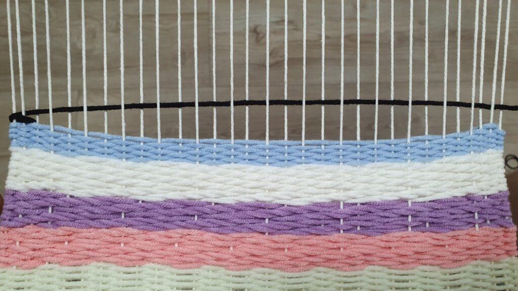 checkerboard weave pattern 1