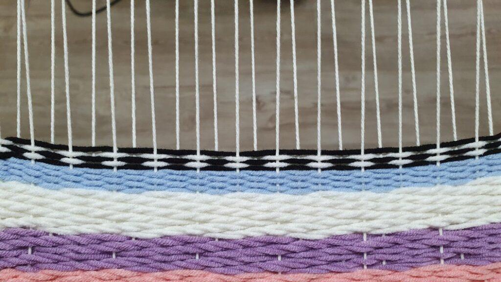 checkerboard weave pattern 3