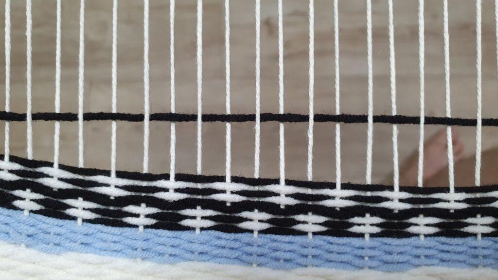 checkerboard weave pattern 5