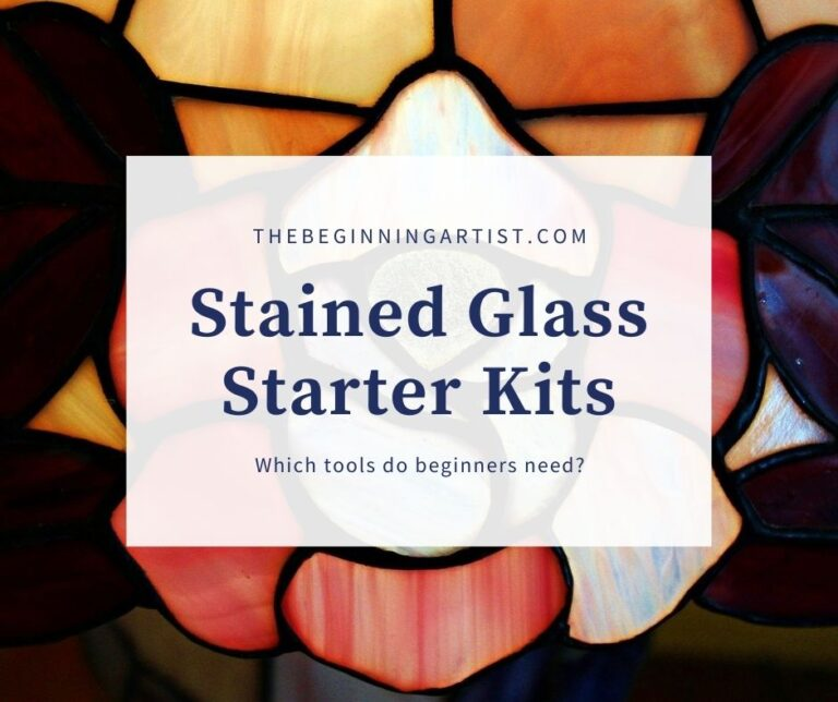 Best Stained Glass Kits For Beginner [Buyer's Guide]