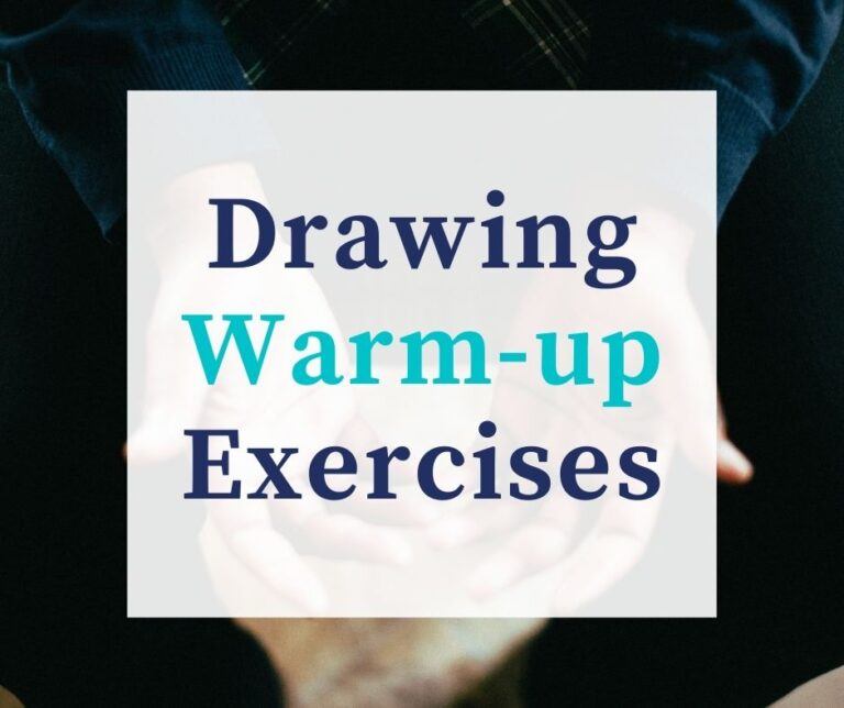 8 Drawing Warm Up Exercises To Help You Improve