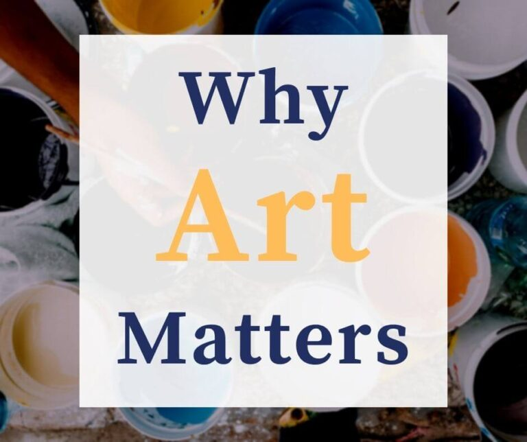 Why Bother Making Art | 9 Reasons Why Art Is So Important!