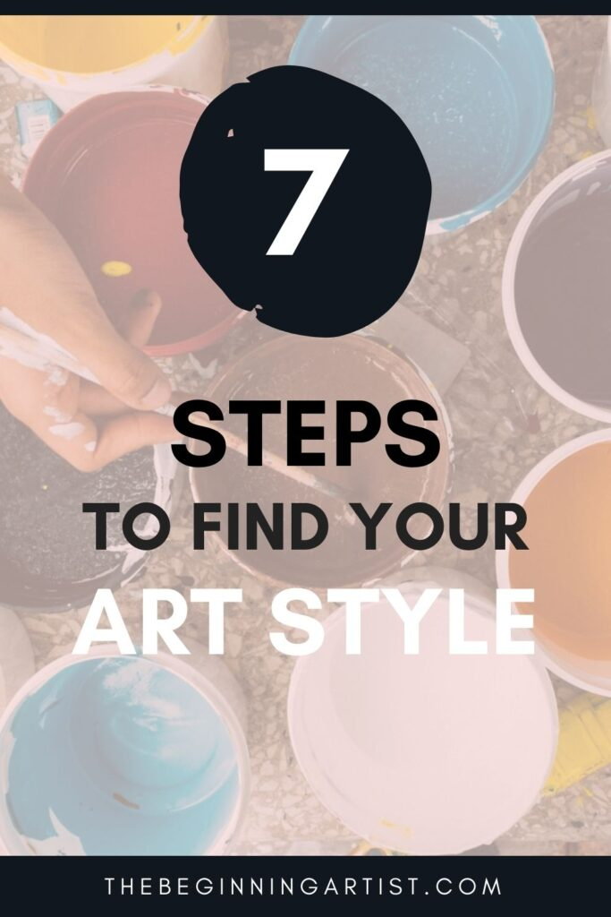 how to find your artistic voice