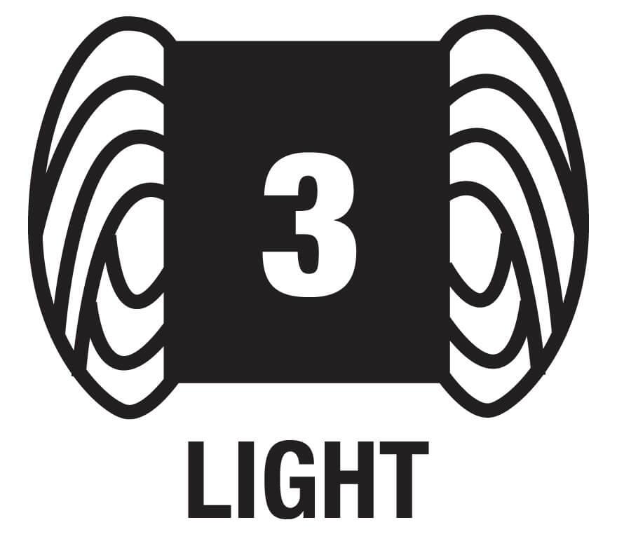 light yarn weight