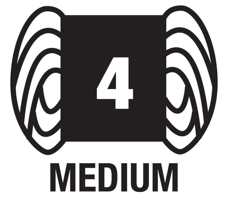 medium yarn weight