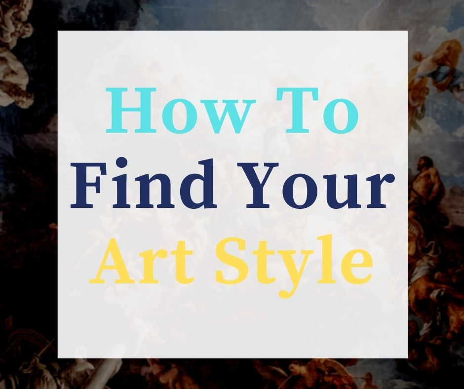 how to create your own art style