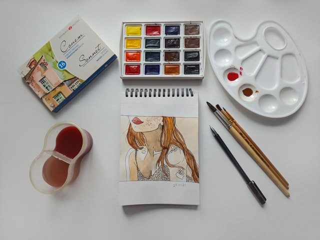 10 Easy Watercolor Painting Ideas | With Videos