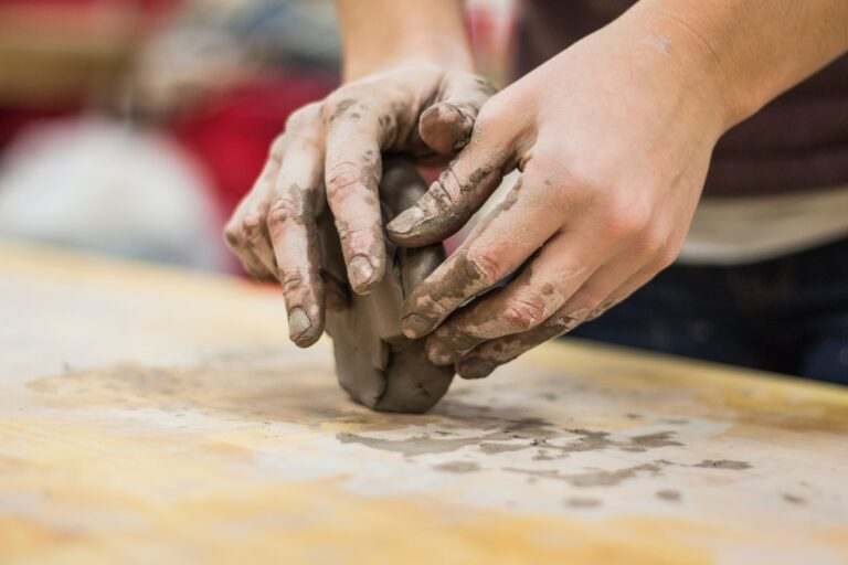 Types Of Clay Every Potter Should Know